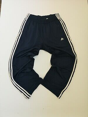 Retro 90s Adidas Joggers Blue Medium Vintage 80s
