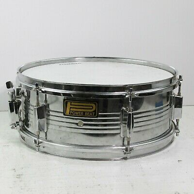 VINTAGE POWER BEAT SNARE DRUM 14 inch