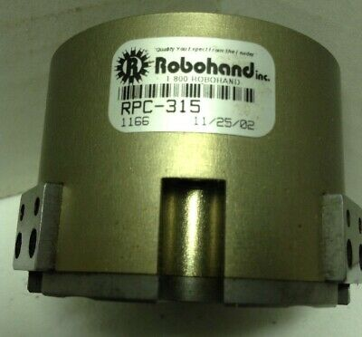 Robohand RPC-315-3-JAW Parallel Gripper
