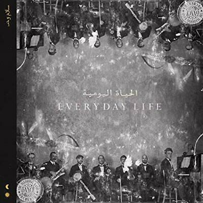 Coldplay - Everyday Life - ID1362z - CD - New