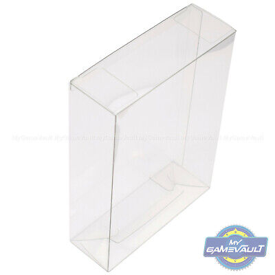 1 x Triple DVD Box Set Protector STRONG 0.5mm Plastic Protective Display Case