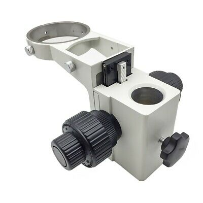 Stereo Microscope Adjustment Focus Arm Head Holder Ring Diameter 76 mm 65mm 52mm