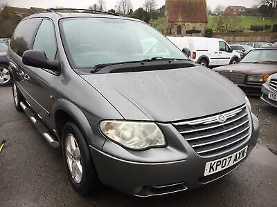 Chrysler Grand Voyager 2.8CRD auto LX - 2007 07
