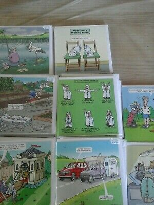 55 Bunch Of Stuff Cards, Wholesale Joblot Greeting Cards
