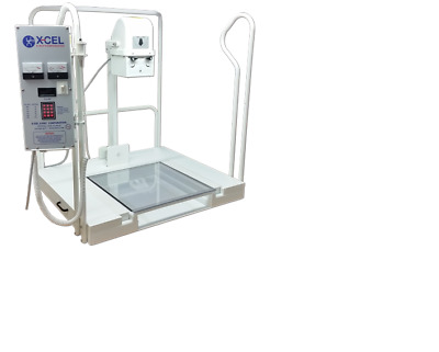 x-cell digital x ray machine