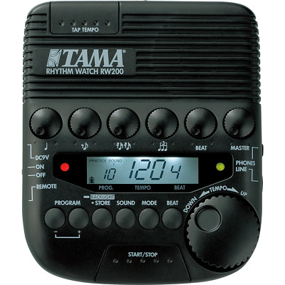 HOT!! TAMA Rhythm Watch 200 Professional Metronome for Recording & Studio ONLY 1