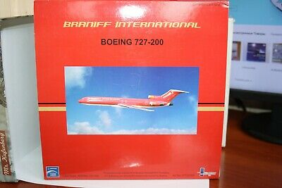 Boeing 727-200 Braniff International N8859E,Inflight200