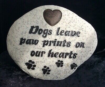 Dog Memorial - Frostproof - Outside Or Inside - Special Offers