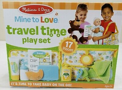 Melissa and Doug Mine to Love Bottle /& Sippy Cup Play Set #31728