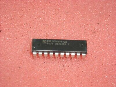 PALCE16V8H-25PC//4 AMD SPLD INTEGRATED CIRCUIT NEW x1PC