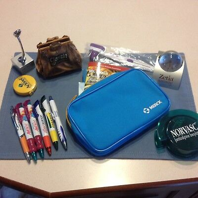 drug rep associated collectables and pens