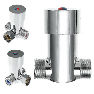 Thermostatic Temperature Control Hot & Cold Mixing Valve for Touchless Faucet o