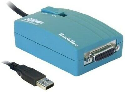 New Rockfire RM-203 USB Game Port Gameport Adapter