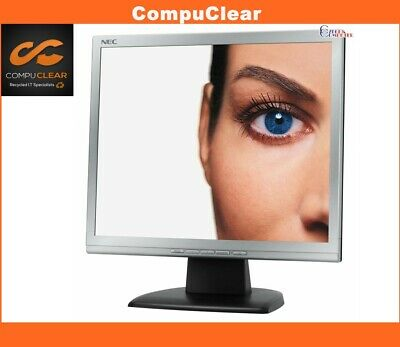 """NEC AccuSync LCD 93 V - 19"""" LCD monitor - Grade A with Cables"""