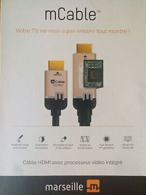 Marseille Mcable ultra hd 1.52m (vc1224 3Th Gen.)