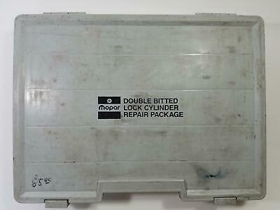 Mopar Double Bitted Lock Cylinder Repair Package Chrysler 1990 5252650