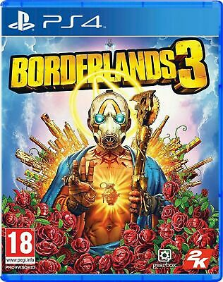 Borderlands 3 Ps4 Gioco Nuovo Sigillato Italiano Sony Playstation 4 Originale