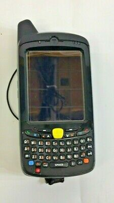 Motorola Symbol MC65 MC659B-PD0BAA00200 Hand Held Scanner w/ Battery