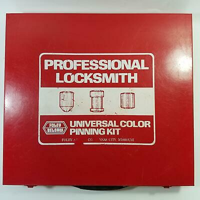 Foley Belsaw Universal Color Coded Pinning Kit