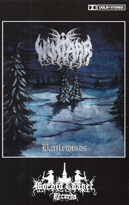Wintaar - Battlewinds (Rus), Tape