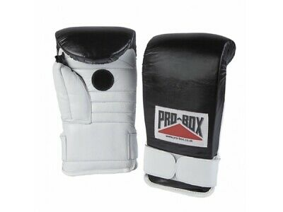 Pro Box Focus Punch Paddles Mitts Boxing Pads MMA Strike Coaching Training