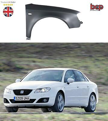 SEAT LEON 2005-2013 FRONT WING DRIVERS SIDE RIGHT OFFSIDE PRIMED BRAND NEW