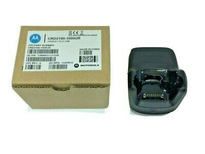 Symbol Motorola CRD2100-1000UR for MC2100  1 Slot Cradle New in Box