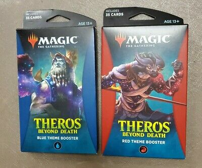 Magic:The Gathering Theros Beyond Death Planeswalker Deck Japanese Ver 2Type Set