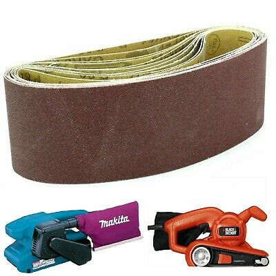 Makita 9911 110v Belt Sander 76MM X 457MM Belt Size