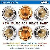 New Music for Brass Band Fodens Richardson Band Very Good CD