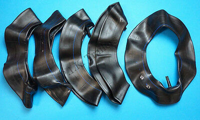 """Pack of 5 Replacement Inner Tubes 480 / 400 x 8 for 8"""" Trailer Wheels / 350 x 8"""