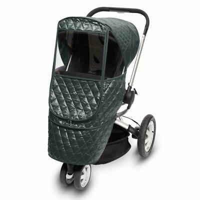 NEW Manito weather Shield Stroller Cover- Castle Beta (Navy)