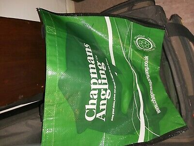 brand new box of 200 heavy duty bags for life carrier bags RRP £1 each