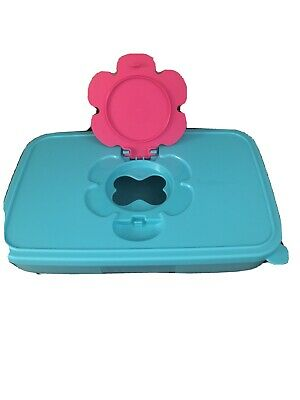 Tupperware Baby Wipes Travel Case