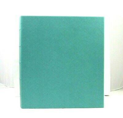 """Graphic Image Large 10x12"""" Photo Album 3 Ring Binder Clear Pockets 4x6 Photos"""