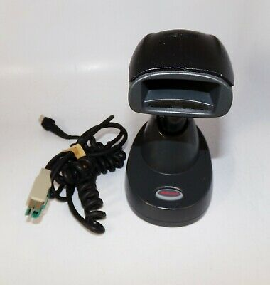 Honeywell 1900GSR-2-EZ Xenon 1900 Area Imaging USB Barcode Scanner with Base