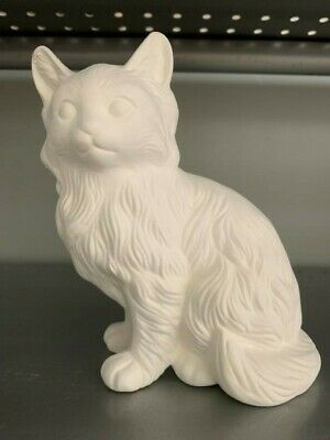 Stack of Cats Kitten *Ceramic Bisque Ready to Paint