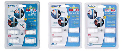 Tot-Lock CABINET SECURITY Deluxe Starter Kit with total of 12 locks
