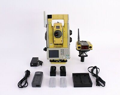 Topcon GTS-901A Robotic Total Station Kit w/ Accessories