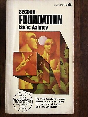 Second Foundation By Isaac Asimov, Winner Of The Hugo Award 1st Printing 1964