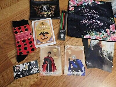 """FAIRYLOOT December 2019 Box """"Defying the Odds"""" BRAND NEW Everything Except Book"""