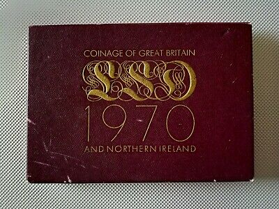 ROYAL MINT Proof Coin Set Outer Paper Covers only 1970-1982  🇬🇧 free postage