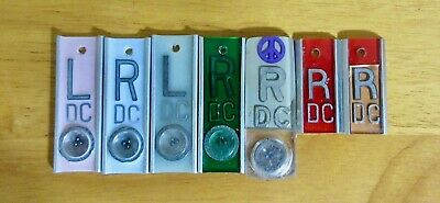 Rad X-Ray Positioning Markers DC