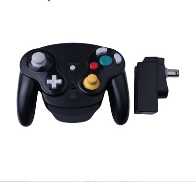 Mando controlador inalámbrico Wireless 2.4 GHz  Bluetooth Para GameCube NGC