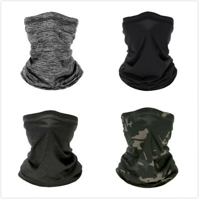 Outdoor Summer Cooling Thin Scarf Bandana Anti Dust Half Face Shield Breathable