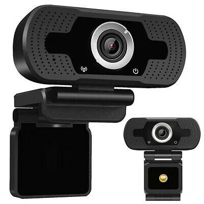 1080P HD Webcam For Desktop Laptop Computer Camera With Microphone Video Web Cam