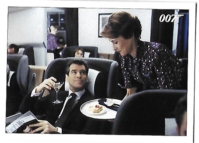 2017 Rittenhouse James Bond Archives Final Edition Die Another Day Base Card #31