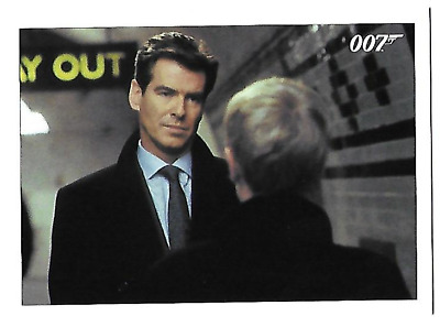James Bond Archives 2015 The Spy Who Loved Me Throwback Chase Card #83