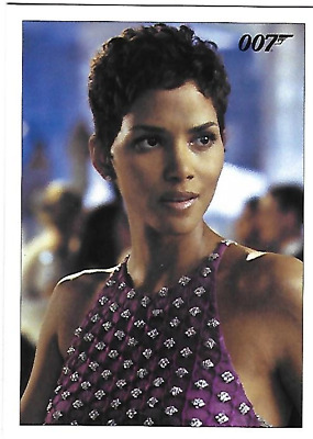 2017 Rittenhouse James Bond Archives Final Edition Die Another Day Base Card #44
