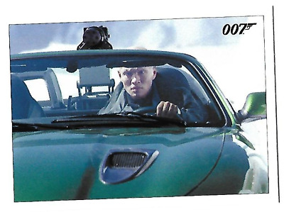 2017 Rittenhouse James Bond Archives Final Edition Die Another Day Base Card #66